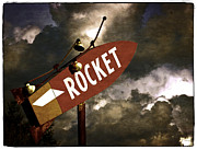 Craig Perry-Ollila - Rocket Sign