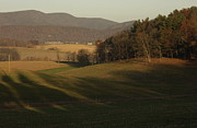 Rockingham County Virginia Meadow Print by Anna Lisa Yoder