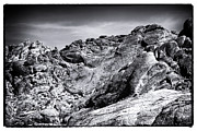 Conservation Art Framed Prints - Rocks in the Canyon Framed Print by John Rizzuto