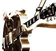 Ibanez Prints - Rocksteady  Print by Steven  Digman