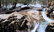 Streams Prints - Rocky Falls Print by Armand  Roux - Northern Point Photography