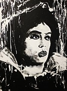 Pallet Knife Originals - Rocky Horror Picture Show by Michael Kulick
