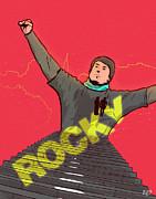 Edwin Urena - Rocky illustrated movie...
