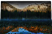 Bruce Hamel - Rocky Mountain Reflection