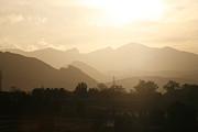 Marilyn Hunt - Rocky Mountain Sunset 1