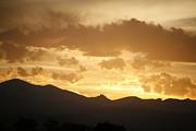 Marilyn Hunt - Rocky Mountain Sunset 2