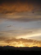 Marilyn Hunt - Rocky Mountain Sunset 3