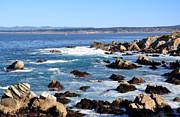 Susan Wiedmann - Rocky Remains at Monterey Bay