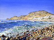 Margaret Merry - Rocky Shore