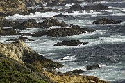 Natural Focal Point Photography - Rocky Shoreline CA...