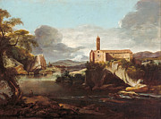 Famous Artists - Rocky valley by Jacques Courtois