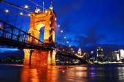 James Kirkikis - Roebling Bridge...