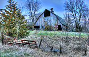 Barn Photos - Rogene by Thomas Danilovich