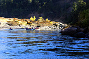 Rogue Digital Art - Rogue River Afternoon by Jim Coffee