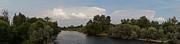 Mick Anderson - Rogue River Summer Panorama