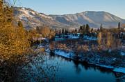 Mick Anderson - Rogue River Winter