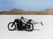 Bike Photos - Roland Rollie Free by Mark Rogan