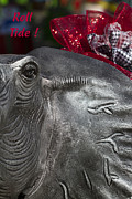 Bear Bryant Metal Prints - Roll Tide  Metal Print by Kathy Clark