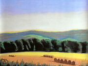 Robert Coppen - Rolled Hay