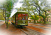 St. Charles Art - Rollin Thru New Orleans 2 by Steve Harrington