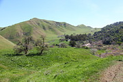 Old Country Roads Photos - Rolling Hills Landscape of The Black Diamond Mines in Antioch California 5D22295 by Wingsdomain Art and Photography