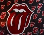 Rolling Stones  Print by Cynthia Farmer