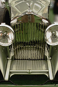 Curt Johnson - Rolls Royce in Green