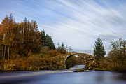 Derek Beattie - Roman Bridge Over The...