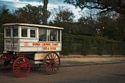 Candy Digital Art - Roman Candy Wagon New Orleans by Kathleen K Parker