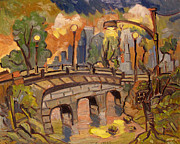 Charlie Spear - Roman Stone Bridge...