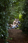 For Photo Originals - Romance at Grounds for Sculpture by Eduard Moldoveanu