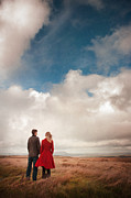 Lee Avison - Romantic Couple On Open...