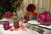 Nina Prommer - Romantic Dinner Setting