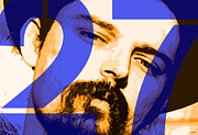 Kurt Cobain Digital Art - Ron Pigpen McKernan 27 by John Bruno