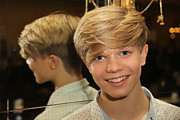 Parke Prints - Ronan Parke 4 Print by Jez C Self