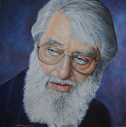 Ronnie Drew Print by David Dunne
