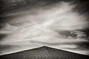 Rooftop Framed Prints - Rooftop Sky Framed Print by Darryl Dalton