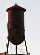 Aaron Martens - Rooftop Water Tower