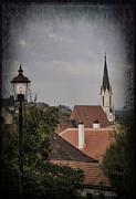 Yelena Rozov - Rooftops of Melk