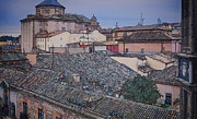 Toledo Photo Prints - Rooftops of Toledo Print by Joan Carroll