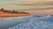 Cape Cod Metal Prints - Room With A View Metal Print by Bill  Wakeley