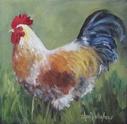 Cheri Wollenberg - Rooster of Color