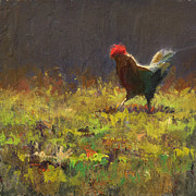 Karen Whitworth - Rooster Strut