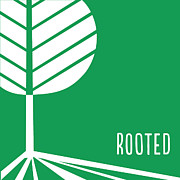 Khristian Posters - Rooted Poster by Khristian Howell