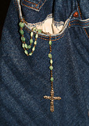Joan Powell - Rosary Beads and Blue...