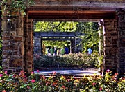 Janet Maloy - Rose Garden in Fort Worth