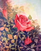 Marilyn Jacobson - Rose On a Warm Day