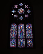 Rod Ismay - Rose Window at WCF...