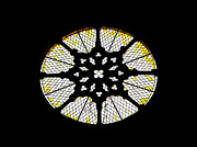 Mendicant Framed Prints - Rose Window Framed Print by Jose Elias - Sofia Pereira