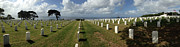 National Cemetery Prints - Rosecrans National Cemetery Print by Gary Gunderson